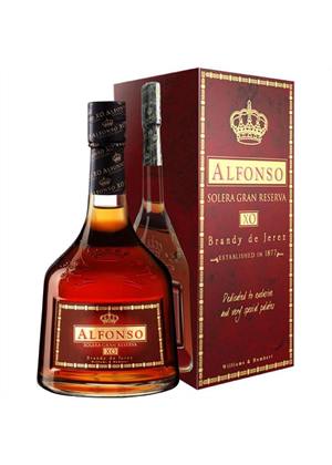 Alfonso XO Brandy 700ml, 40%