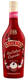 Bailey's Red Velvet Cupcake 700ml, 17% - Limited Edition!-liqueurs-TopShelf Liquor Online Nz