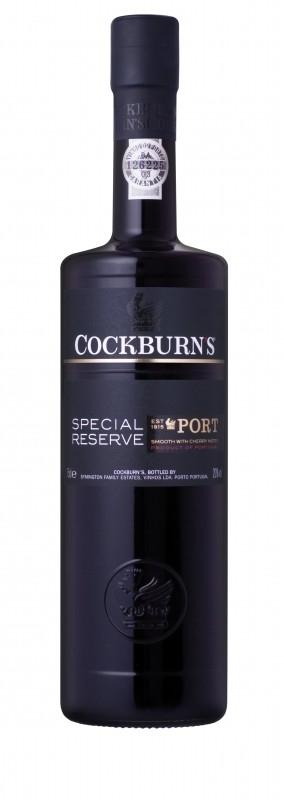 Cockburns Special Reserve Port 750ml 20 Cockburns