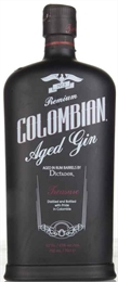 Dictador Colombian Treasure Aged Gin 700ml, 43%-exclusive collections-TopShelf Liquor Online Nz