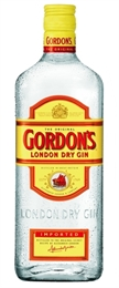 Gordon's London Dry Gin 1 litre, 37.2%-gin-TopShelf Liquor Online Nz