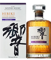 "Hibiki Japanese Harmony ""Master's Select"" 700ml, 43%-exclusive collections-TopShelf Liquor Online Nz"
