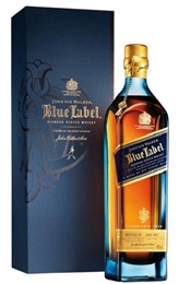 Johnnie Walker Blue Label Whisky 700ml, 40%-scotch blends-TopShelf Liquor Online Nz
