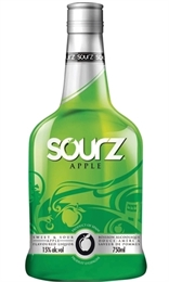 Sourz Apple Liqueur 700ml, 15%-cheap as-TopShelf Liquor Online Nz