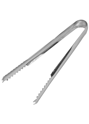 Ice Tongs - Stainless Steel