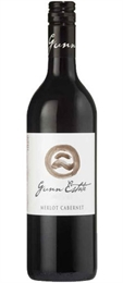 Gunn Estate Merlot Cab 750ml, 13%-merlot blends-TopShelf Liquor Online Nz