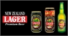NZ Lager Cans 12 x 440ml, 5%-kiwi beer-TopShelf Liquor Online Nz