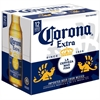 Corona Extra Beer Bottles 12 x 330ml, 4.6%-imported beer-TopShelf Liquor Online Nz