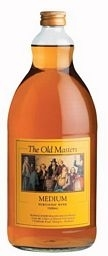 The Old Masters Medium Sherry 1.5 Litre, 18%-sherry-TopShelf Liquor Online Nz