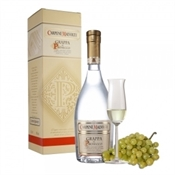 Carpene Malvolti Grappa di Prosecco 500ml, 40%-boxed liquor-TopShelf Liquor Online Nz