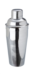 Cocktail Shaker Deluxe - Stainless Steel-shakers-TopShelf Liquor Online Nz