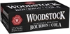 Woodstock & Cola Cans 12 x 330ml, 7%-bourbon-TopShelf Liquor Online Nz