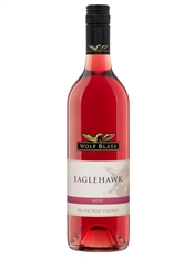 Wolf Blass Eaglehawk Rose 750ml-rose-TopShelf Liquor Online Nz