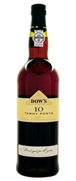 Dow's 10yr Old Aged Tawny Port 750ml, 20%-port-TopShelf Liquor Online Nz