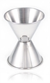 Jigger Stainless Steel 15/30ml-pourers-TopShelf Liquor Online Nz