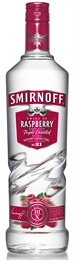 Smirnoff Raspberry Vodka 700ml, 37.5%-vodka-TopShelf Liquor Online Nz