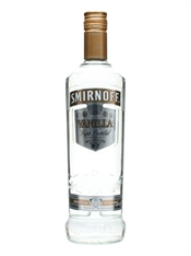 Smirnoff Vanilla Vodka 700ml, 37.5%-vodka-TopShelf Liquor Online Nz