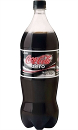 Coke Zero 1.5 litre Bottle-mixers-TopShelf Liquor Online Nz