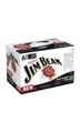 Jim Beam & Cola Zero 6 x 330ml Cans, 5%-bourbon-TopShelf Liquor Online Nz
