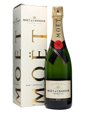 Moet & Chandon Brut NV Champagne 750ml, 12%-boxed liquor-TopShelf Liquor Online Nz
