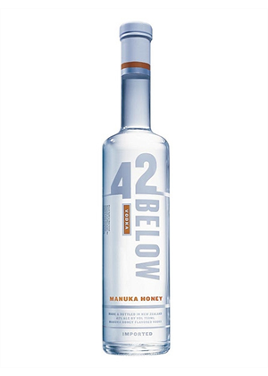 42 Below Manuka Honey Vodka 700ml, 40%